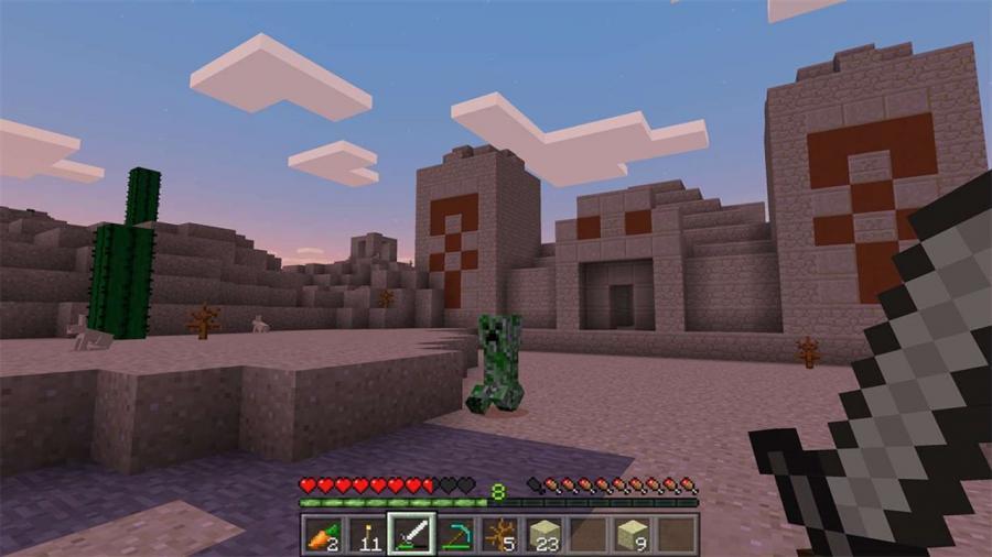 Minecraft Windows 10 Edition Ключ