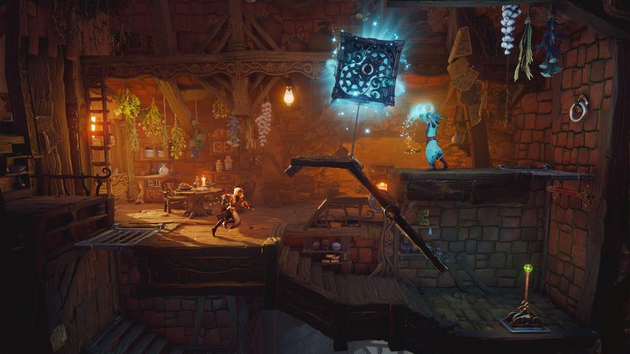 Trine 4 - The Nightmare Prince Screenshot 5