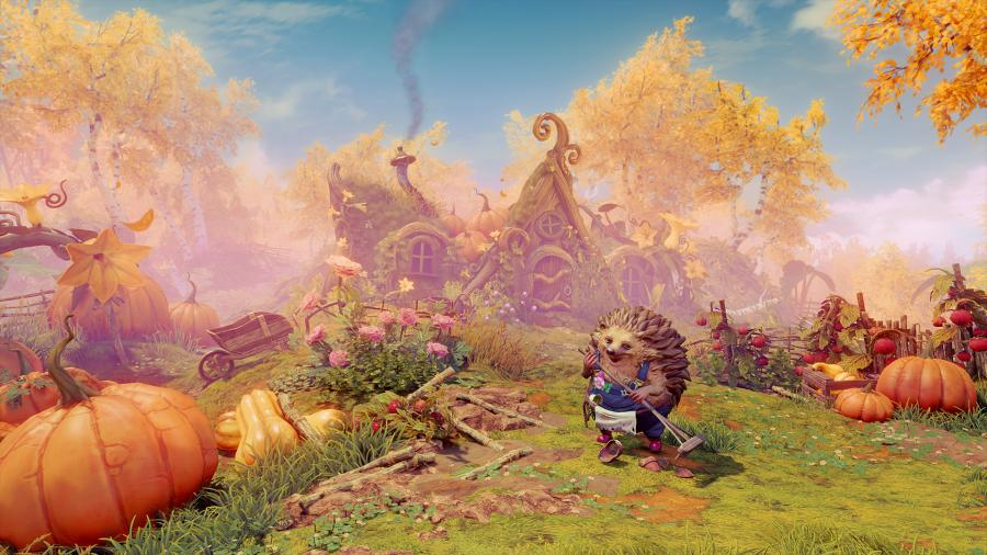 Trine 4 - The Nightmare Prince Screenshot 2